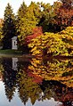 "Cincinnati - Spring Grove Cemetery & Arboretum ""Autumn Reflection"" (4048363268).jpg"