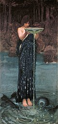 Circe Invidiosa - John William Waterhouse