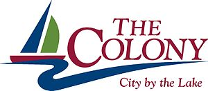The Colony, Texas - Image: City Of The Colony Logo