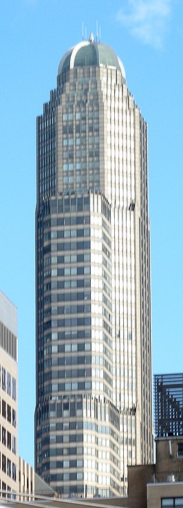 Het CitySpire Center in 2009.