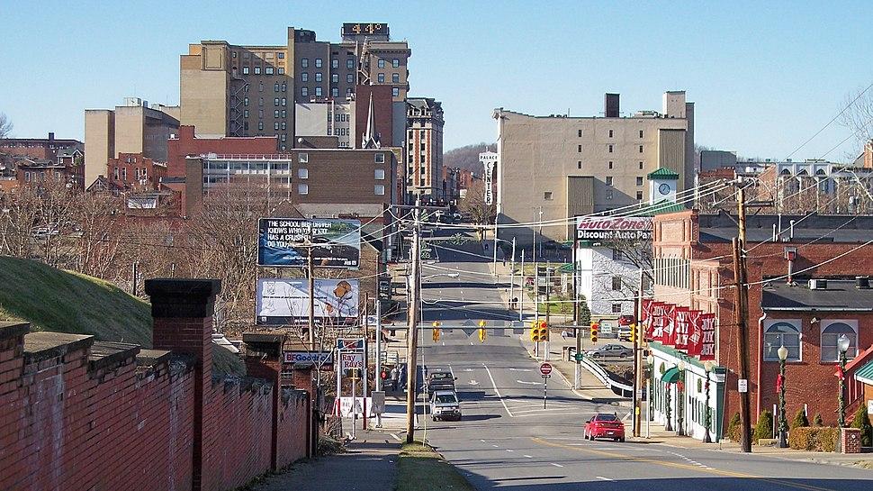 Clarksburg West Virginia