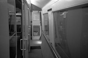 British Rail Classes 371, 381 and 471 - Image: Class 471Mock Up 002
