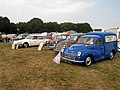 Classic Cars at Preston Rally, Preston Court Farm - geograph.org.uk - 1374373.jpg