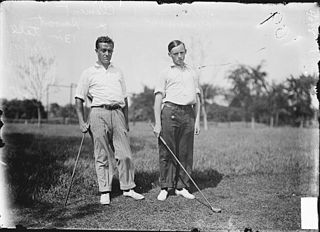 Clement Smoot American golfer