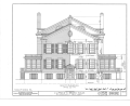 Clifford Miller House, State Route 23, Claverack, Columbia County, NY HABS NY,11-CLAV,2- (sheet 6 of 14).png