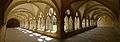 Cloître de l'abbaye de Noirlac.jpg