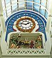 Clock, Thornton's Arcade, Leeds (5361765968).jpg