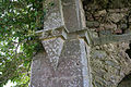 Cloonshanville Priory Tower SE Corbel 2014 08 29.jpg