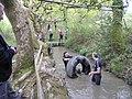 Clyne Farm's assault course - geograph.org.uk - 791094.jpg