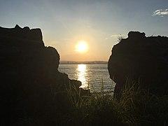 Coastline along the Nagisa Lava Trail 2.jpg