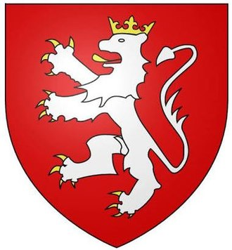 Olivier de Clisson - Coat of Arms Clisson Family