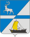 Coat of Arms of Dudinka (Taimyria).png
