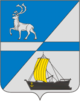 Coat of arms of Dudinka