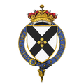 Coat of Arms of Stanley Baldwin, 1st Earl Baldwin of Bewdley, KG, PC, PC (Can), JP, FRS.png