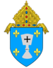 Coat of Arms of the Roman Catholic Diocese of Saint Cloud.png