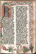 Codex of munchen - bible in hungarian