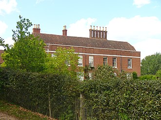 Grade II* listed buildings in East Hampshire - Image: Coldrey (geograph 1890028)