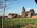 Colfontaine, im Viertel Cul du Q'Vau, église Notre-Dame Auxiliare (1955) - panoramio.jpg