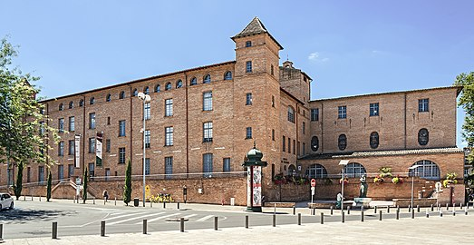 Montauban wikimedia commons for 9 rue du jardin des plantes 69001 lyon