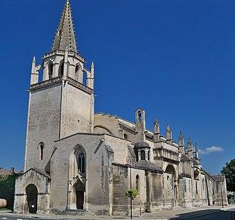 Église Sainte-Marthe de Tarascon - Église Sainte-Marthe de Tarascon