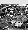 Collectie NMvWereldculturen, TM-20000919, Negatief, 'Gezicht op de wijk Menteng vanuit Hotel Kartika Plaza', fotograaf Boy Lawson, 1971.jpg