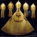 Cologne, Cathedral treasury, liturgical robes01 (cropped).jpg