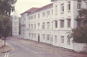 Ceylon Medical College - Image: Colombo Medical College Uo C