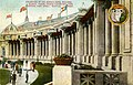 Colonnades of the Agricultural Building, Alaska-Yukon-Pacific Exposition, Seattle, Washington, ca 1909 (AYP 1405).jpg