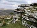 Combestone Tor, Dartmoor (33644121203).jpg