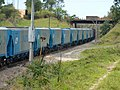 Comboio que passava sentido Guaianã pelo pátio de cruzamento Convenção em Itu - Variante Boa Vista-Guaianã km 194 - panoramio (1).jpg
