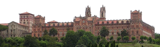 Comillas Pontifical University - First Comillas Pontifical University building