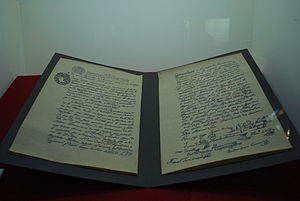 Chiapas - Comitán's declaration of independence from 1823