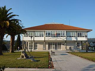 Mondariz Municipality in Galicia, Spain