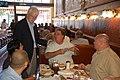 Congressman Miller visits New Mecca Cafe (6266071959).jpg