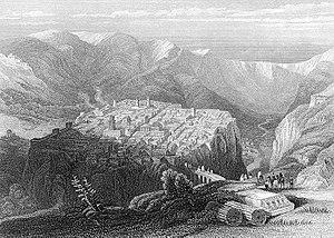 Constantine (Algeria) - Constantine, Algeria 1840