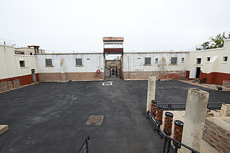 Constitution Hill, Johannesburg - Image: Constitution Hill