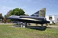 Convair YF2Y-1 Sea Dart 135765 LSideRear SNF Setup FLAirMuse 27March2010 (14628175804).jpg