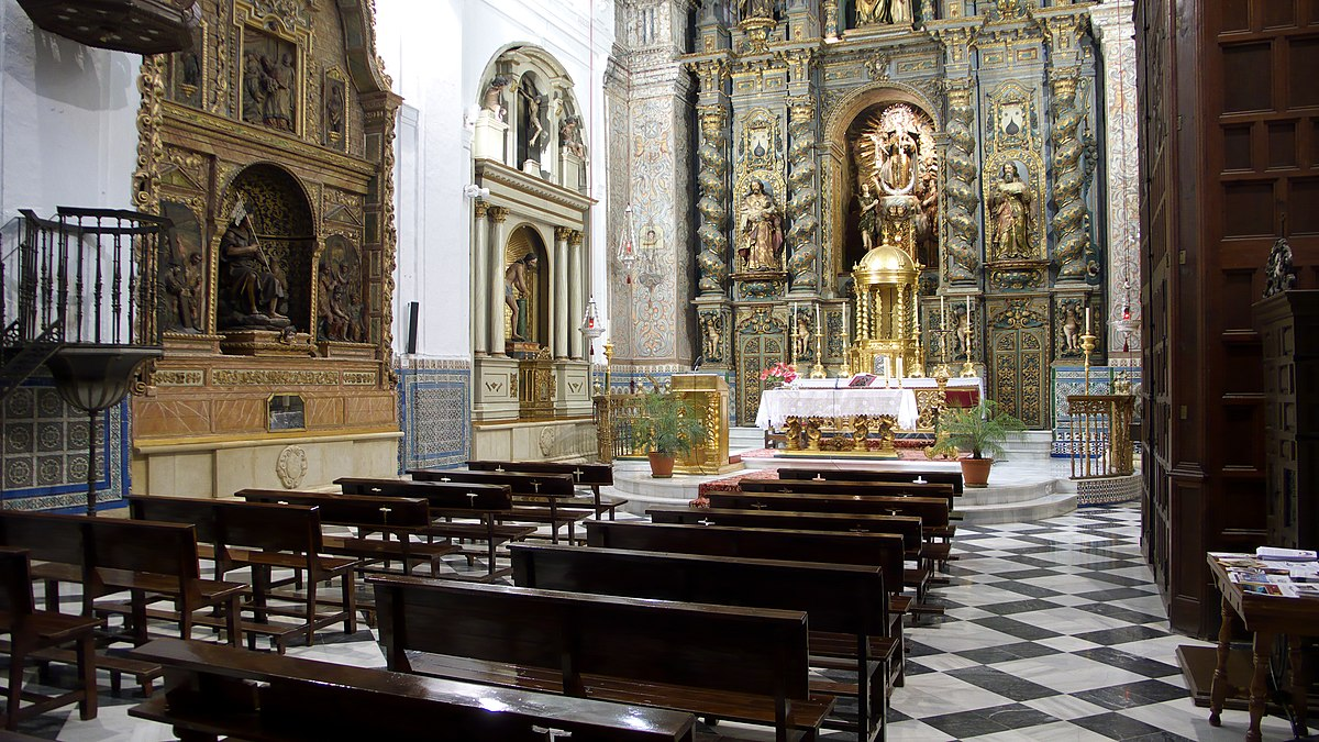 seville catholic singles List of largest church buildings jump to navigation jump to search it has  seville spain: catholic : according to unesco, the largest gothic cathedral burial site of christopher columbus 11,700 (interior)  world's largest altarpiece painting on a single canvas.