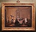 Cornelis troost, serie nelri, la nottata dei gentiluomini, 1740, 04 rumor erat in casa (c'è rumore in casa).jpg
