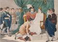 Coroação de D. Ignez - desenho de Charles-Abraham Chasselat gravado por J. Duthé.png