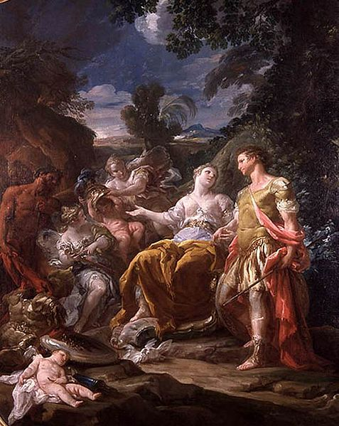 File:Corrado Giaquinto - Venus Presenting Arms to Aeneas - WGA08968.jpg