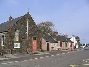 Corsock village hall and post office - geograph.org.uk - 417873.jpg