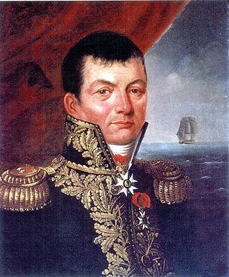 Julien Cosmao - Portrait of Julien Cosmao by Auguste Mayer