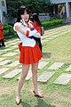 Cosplayer of Sailor Mars 20090315.jpg