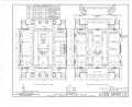 County Records Building, 100 Meeting Street (at Chalmers Street), Charleston, Charleston County, SC HABS SC,10-CHAR,64- (sheet 2 of 7).png