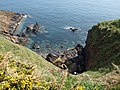 Cove beside Combe Point - geograph.org.uk - 806479.jpg
