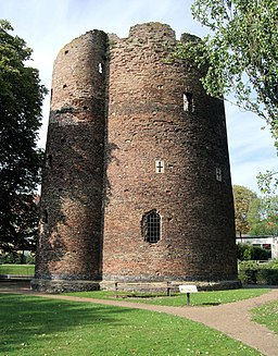 Cow Tower - Norwich