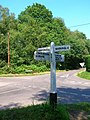 Crossroads, Slaugham Common - geograph.org.uk - 896897.jpg