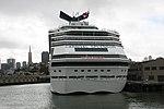 Cruise Ship Carnival Splendor - Stern View - San Francisco - March 2009.jpg