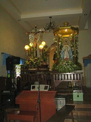 Roman Catholic Archdiocese of San Fernando - Image: Crusade of Virgen Delos Remedios & Sto. Cristo del Perdon